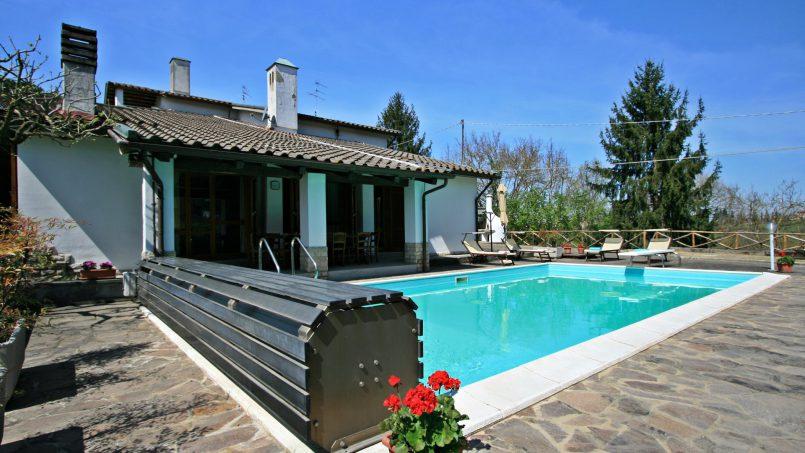 Cozy 60's Villa Grazia Tuscany Firenze 6
