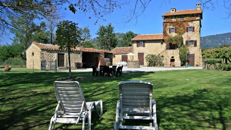 Hillside Villa Torre Montalla Tuscany Cortona 6