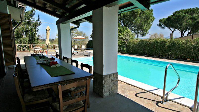 Cozy 60's Villa Grazia Tuscany Firenze 7