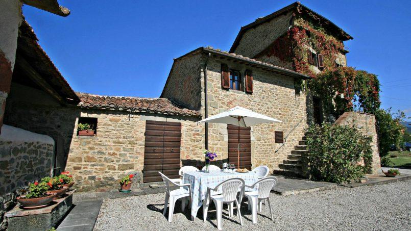 Hillside Villa Torre Montalla Tuscany Cortona 7