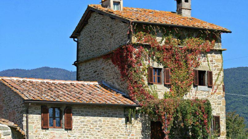 Hillside Villa Torre Montalla Tuscany Cortona 9