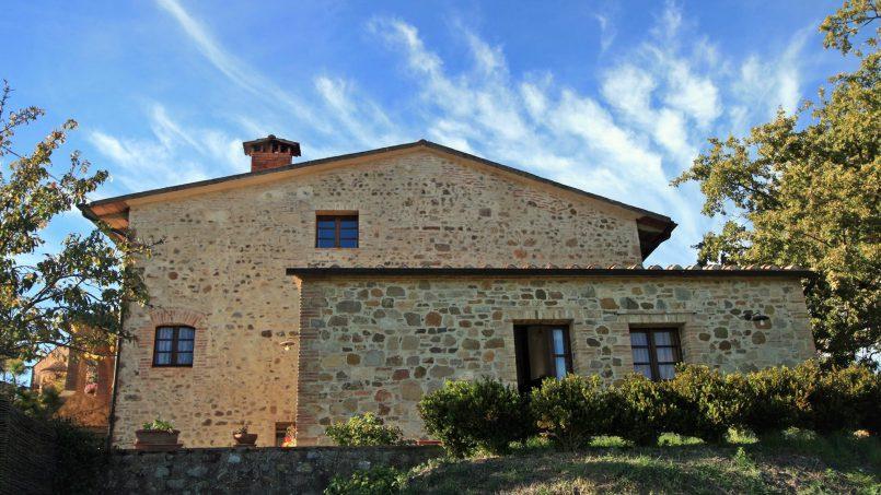 Farmhouse La Madonna Tuscany Radicondoli 10