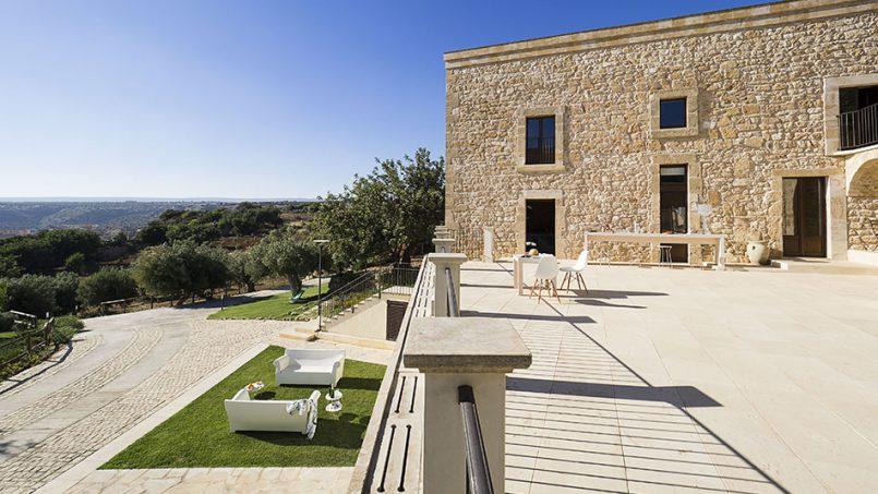 Country Villa Bel Tramonto Sicily Ragusa 10
