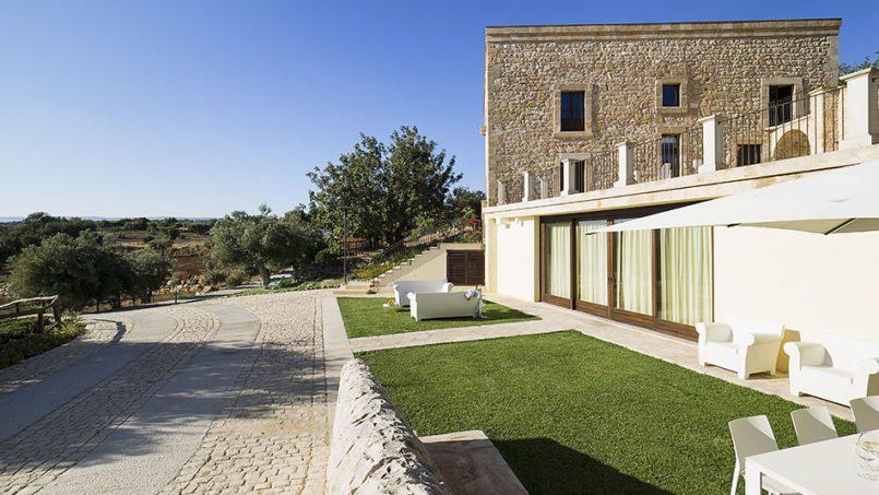 Country Villa Bel Tramonto Sicily Ragusa 11