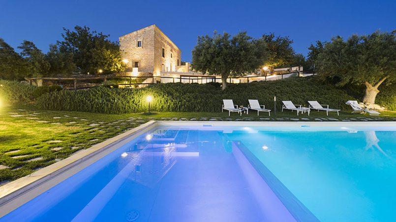 Country Villa Bel Tramonto Sicily Ragusa 3