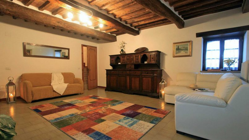 Farmhouse La Madonna Tuscany Radicondoli 39