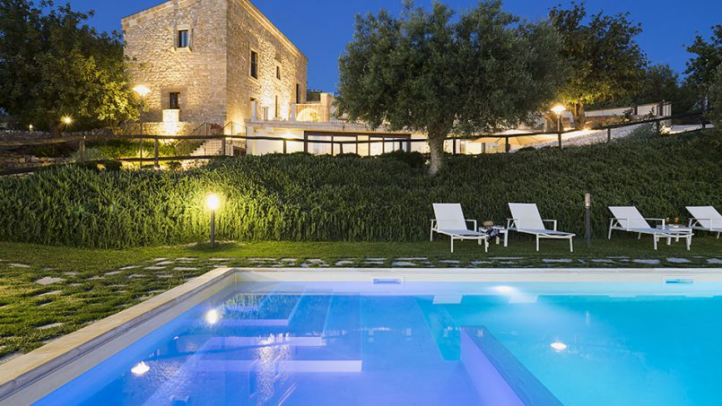 Country Villa Bel Tramonto Sicily Ragusa 4