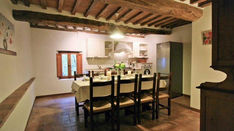 Farmhouse La Madonna Tuscany Radicondoli 40