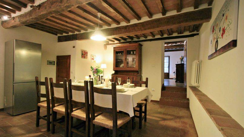 Farmhouse La Madonna Tuscany Radicondoli 41