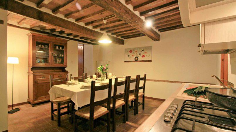 Farmhouse La Madonna Tuscany Radicondoli 43