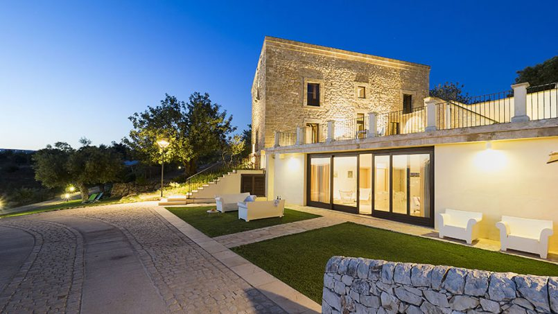 Country Villa Bel Tramonto Sicily Ragusa 5