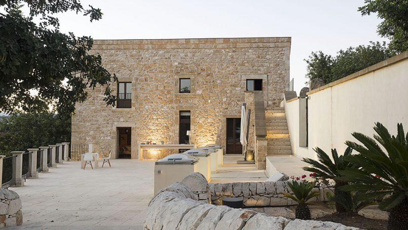 Country Villa Bel Tramonto Sicily Ragusa 6