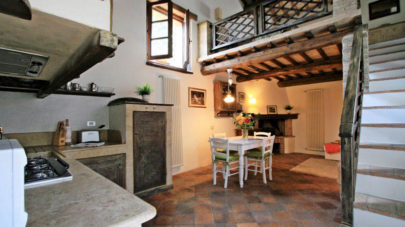 Farmhouse La Madonna Tuscany Radicondoli 60