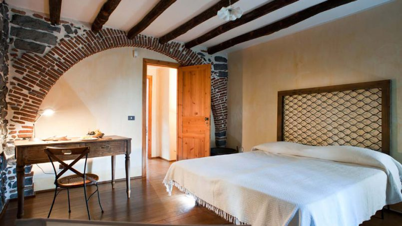 Country house Palmento Monterosso Sicily Catania 16