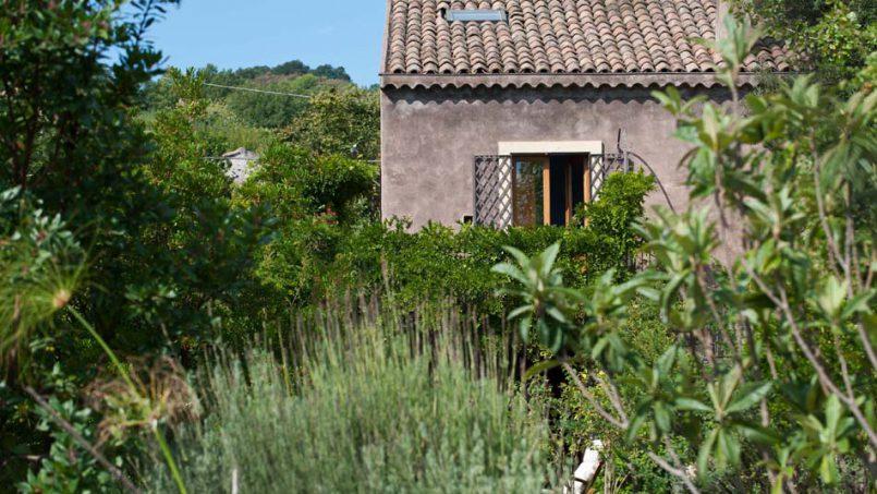Country house Palmento Monterosso Sicily Catania 2