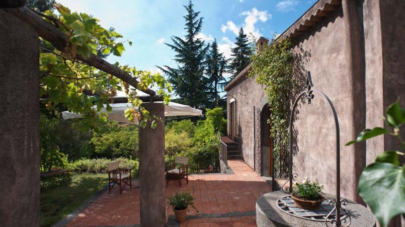 Country house Palmento Monterosso Sicily Catania 6