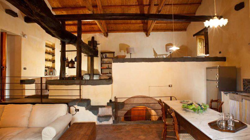 Country house Palmento Monterosso Sicily Catania 9