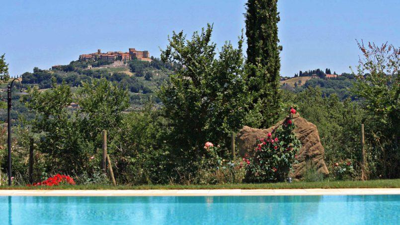 Stone cottage Graziosa Tuscany Siena 10-2