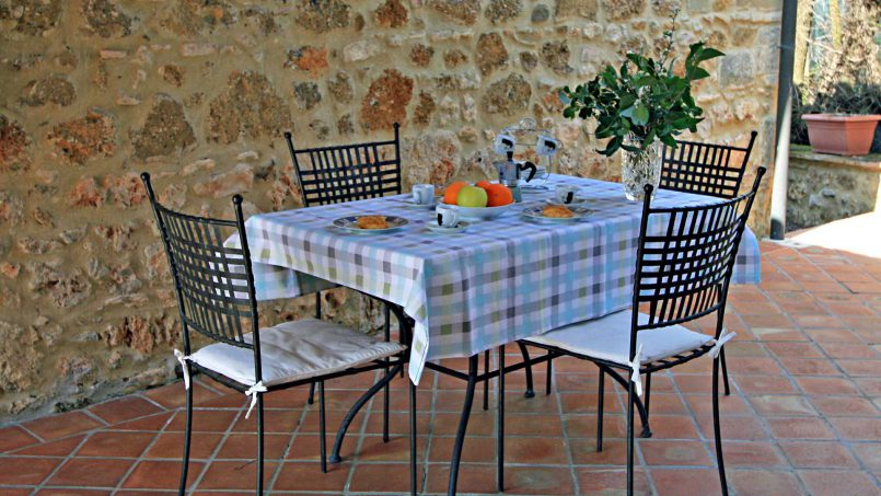 Stone cottage Graziosa Tuscany Siena 18