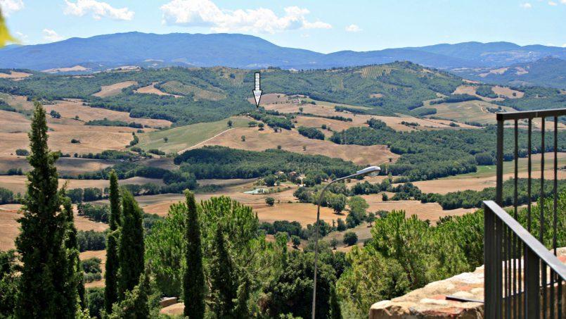 Stone cottage Graziosa Tuscany Siena 21