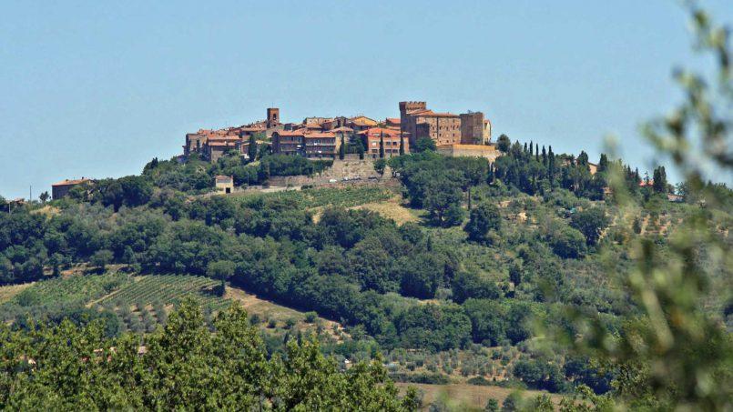 Stone cottage Graziosa Tuscany Siena 22