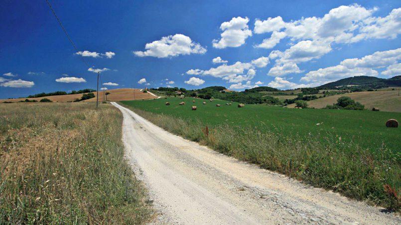 Stone cottage Graziosa Tuscany Siena 24
