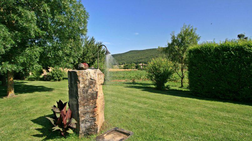 Ancient stone barn Girasole Tuscany Monteriggioni 18