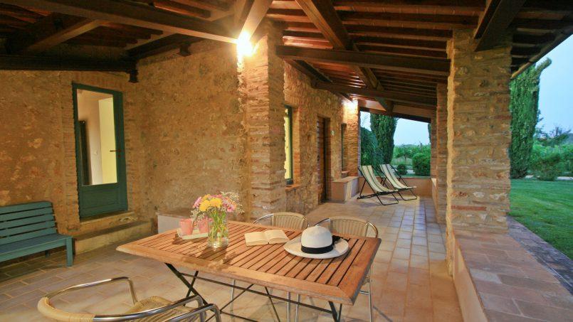 Ancient stone barn Girasole Tuscany Monteriggioni 24