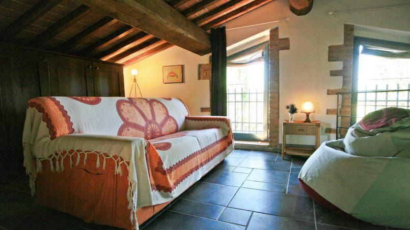 Ancient stone barn Girasole Tuscany Monteriggioni 36