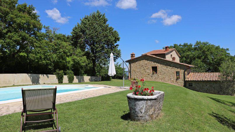 Farmhouse La Madonna Tuscany Radicondoli 100