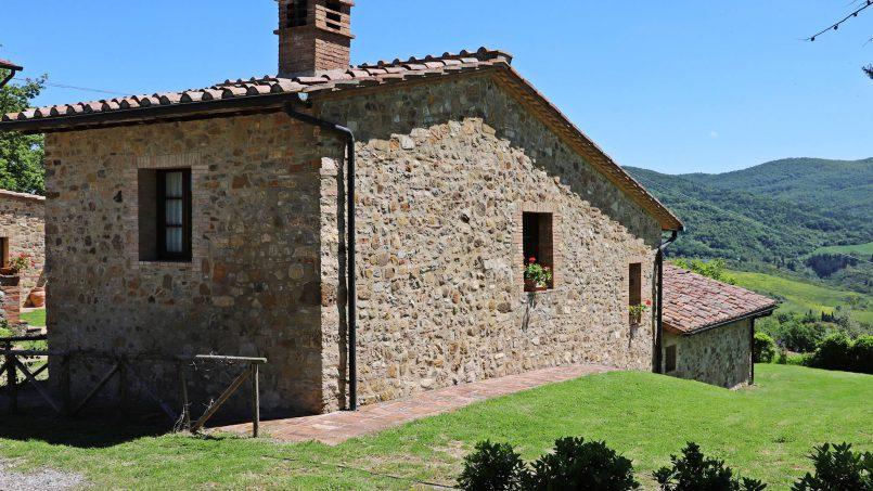Farmhouse La Madonna Tuscany Radicondoli 111b