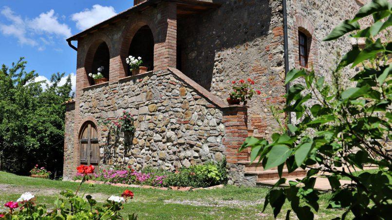 Farmhouse La Madonna Tuscany Radicondoli 112