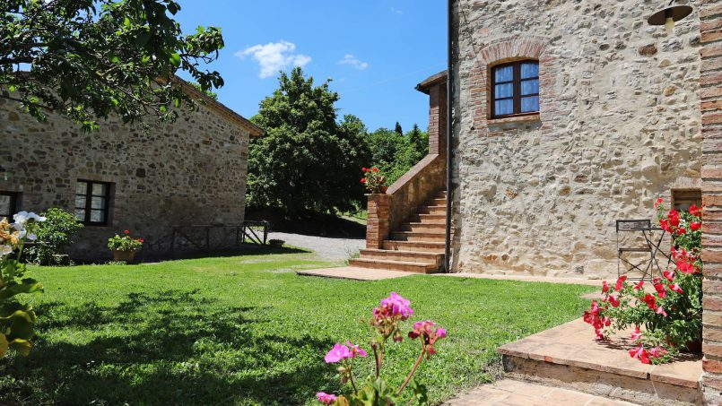 Farmhouse La Madonna Tuscany Radicondoli 114