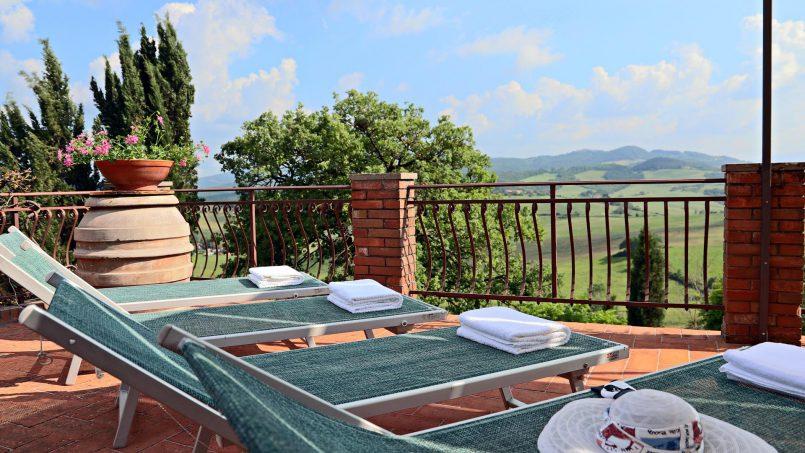 Cottage stone Bel Sole Tuscany Siena 124