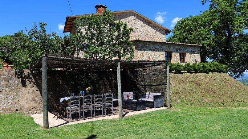Farmhouse La Madonna Tuscany Radicondoli 124