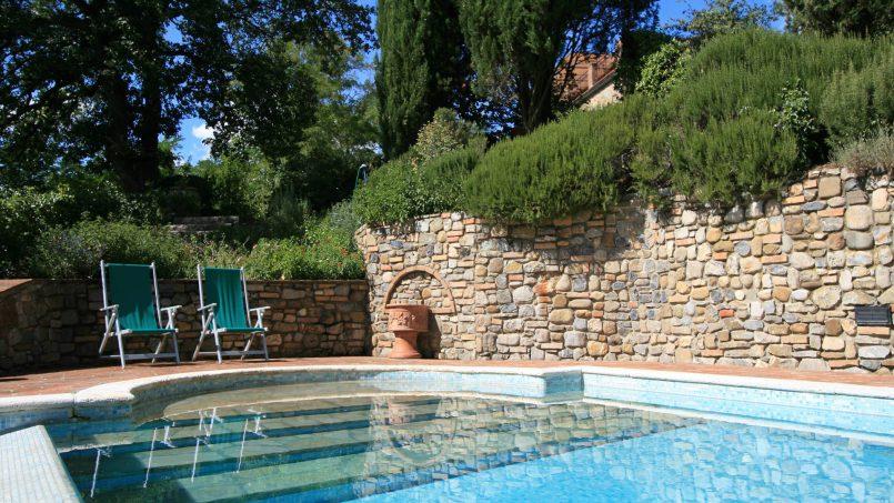 Cottage stone Bel Sole Tuscany Siena 15