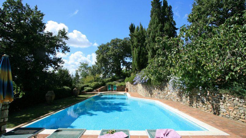 Cottage stone Bel Sole Tuscany Siena 18a