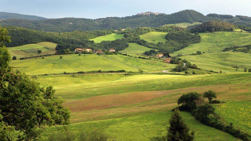 Cottage stone Bel Sole Tuscany Siena 28
