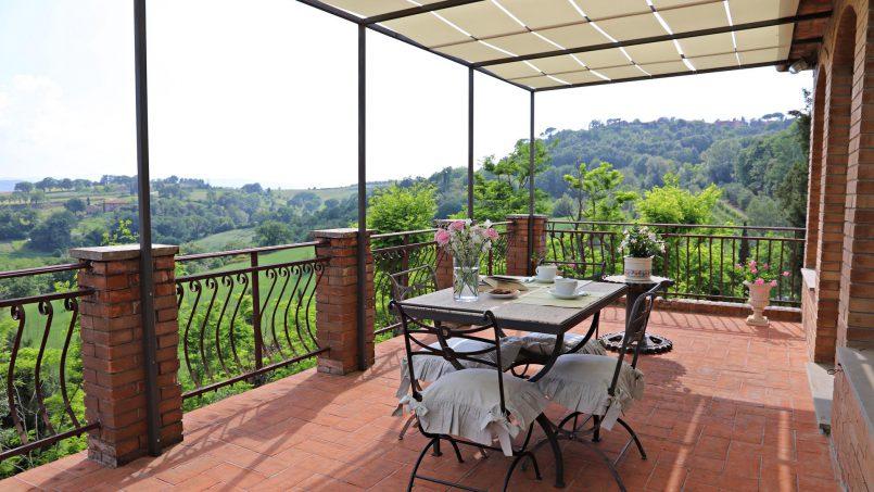 Cottage stone Bel Sole Tuscany Siena 29
