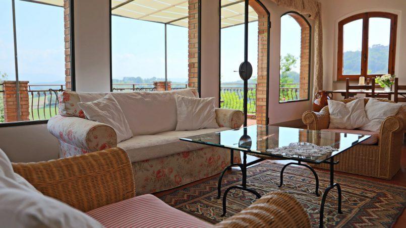Cottage stone Bel Sole Tuscany Siena 38