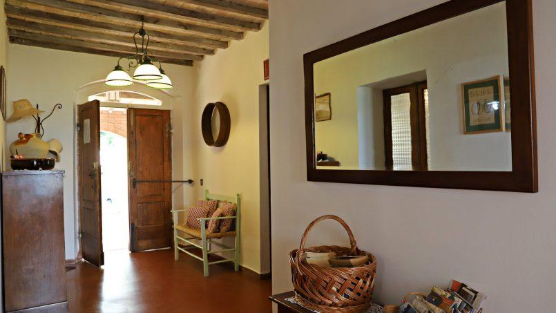 Cottage stone Bel Sole Tuscany Siena 39