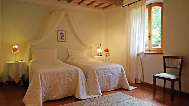 Cottage stone Bel Sole Tuscany Siena 48