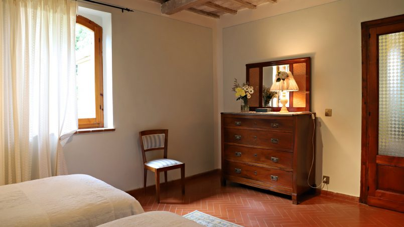Cottage stone Bel Sole Tuscany Siena 50