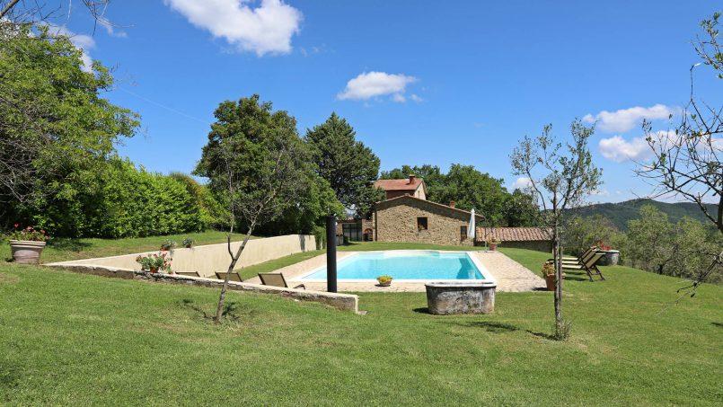 Farmhouse La Madonna Tuscany Radicondoli 99