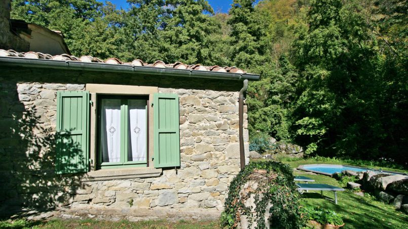 Former mill Verdevalle Tuscany Talla 15