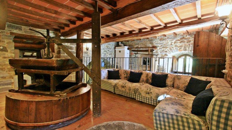 Former mill Verdevalle Tuscany Talla 27