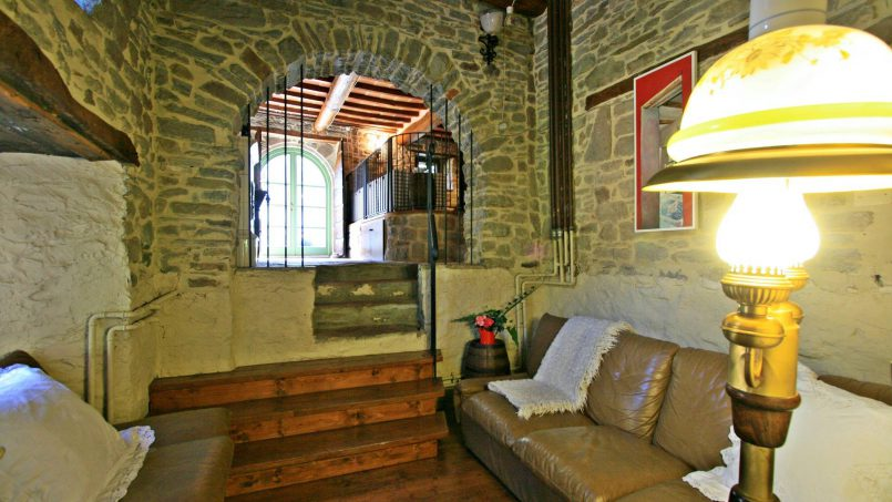 Former mill Verdevalle Tuscany Talla 28