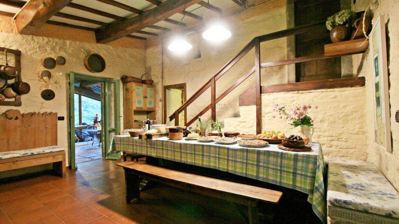 Former mill Verdevalle Tuscany Talla 32