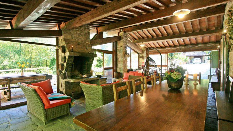Former mill Verdevalle Tuscany Talla 38