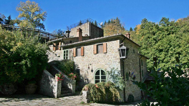 Former mill Verdevalle Tuscany Talla 5